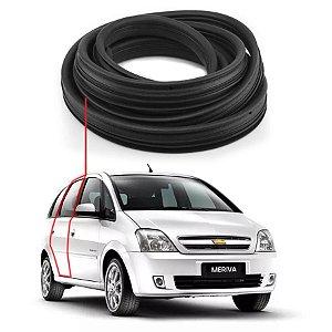 Borracha Tri-bulbo Porta Traseira Direita Chevrolet Meriva