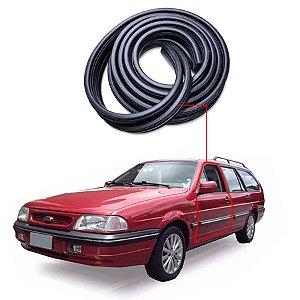 Borracha Tri-bulbo Porta Dianteira Esquerda Ford Royale