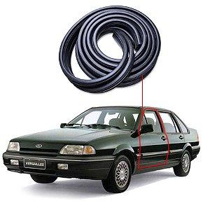 Borracha Tri-bulbo Porta Dianteira Esquerda Ford Versailles
