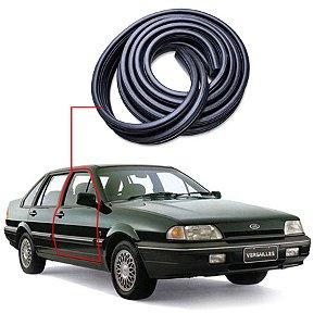 Borracha Tri-bulbo Porta Dianteira Direita Ford Versailles