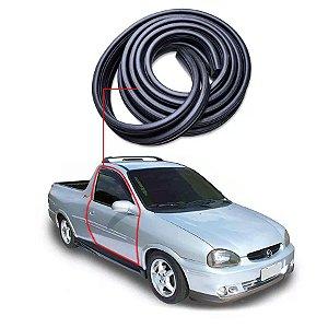 Borracha Tri-bulbo Porta Direita Chevrolet Corsa Pick-up