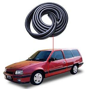 Borracha Tri-bulbo Porta Esquerda Chevrolet Ipanema