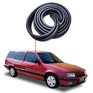 Borracha Tri-bulbo Porta Direita Chevrolet Ipanema