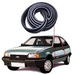 Borracha Tri-bulbo Porta Esquerda Chevrolet Kadett