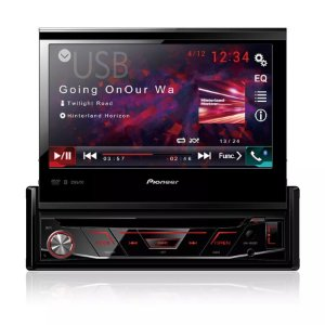 Dvd Pioneer Avh-4880bt Retratil
