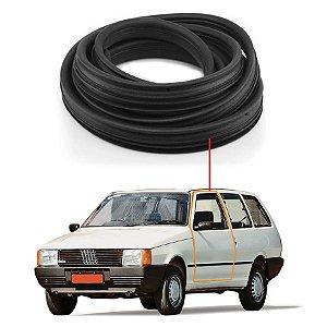 Borracha Porta Esquerda Fiat Elba 2 Portas 84/96
