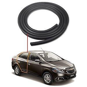 Borracha Porta Traseira Direita Chevrolet Prisma 4 Portas