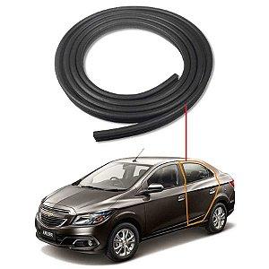 Borracha Porta Traseira Esquerda Chevrolet Prisma 4 Portas