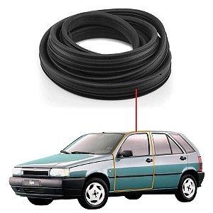 Borracha Porta Dianteiro Esquerdo Fiat Tipo 93/97