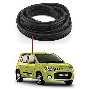 Borracha Porta Dianteira Direita Fiat Uno Vivace 10/...