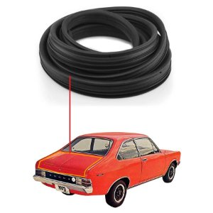Borracha Porta Mala Dodge Polara Linha Compacta
