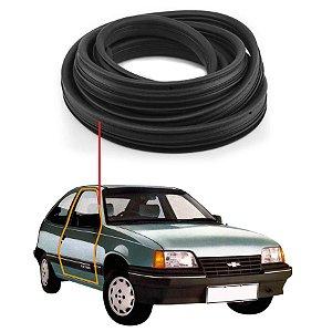 Borracha Com Aba Porta Direita Universal Chevrolet Kadett