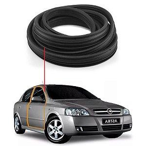 Borracha Com Aba Porta Dianteira Direita Chevrolet Astra