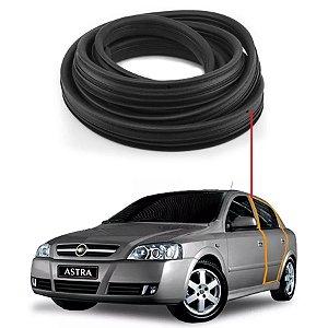 Borracha Com Aba Porta Traseira Esquerda Chevrolet Astra