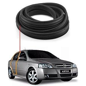 Borracha Com Aba Porta Traseira Direita Chevrolet Astra