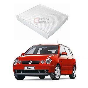 Filtro Ar Condicionado Volkswagen Polo Hatch 02/05