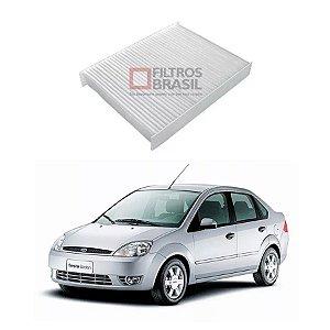 Filtro Ar Condicionado Ford Fiesta Sedan 02/10