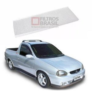 Filtro Ar Condicionado Chevrolet Corsa Pick Up