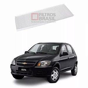 Filtro Ar Condicionado Chevrolet Celta 00/...