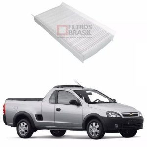 Filtro Ar Condicionado Chevrolet Montana 03/10