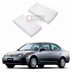 Filtro Ar Condicionado Honda Civic 02/06