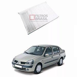Filtro Ar Condicionado Renault Clio Sedan 98/...