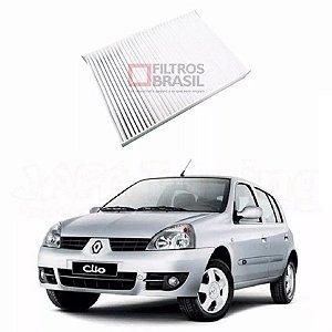 Filtro Ar Condicionado Renault Clio Hatch 98/...
