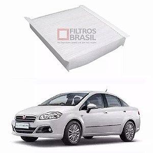 Filtro Ar Condicionado Fiat Linea 08/...