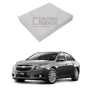 Filtro Ar Condicionado Chevrolet Cruze Sedan 12/16