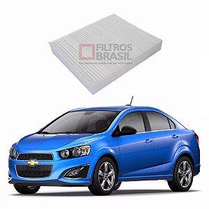 Filtro Ar Condicionado Chevrolet Sonic Sedan 12/...