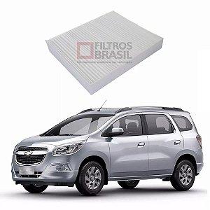 Filtro Ar Condicionado Chevrolet Spin 12/...