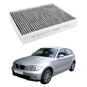 Filtro Ar Condicionado Carvão Ativo Bmw Série 1 E81