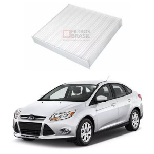 Filtro Ar Condicionado Ford Focus Sedan 14/...