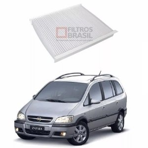 Filtro Ar Condicionado Chevrolet Zafira 01/...