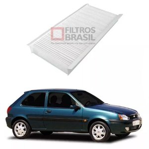 Filtro Ar Condicionado Ford Fiesta 96/01