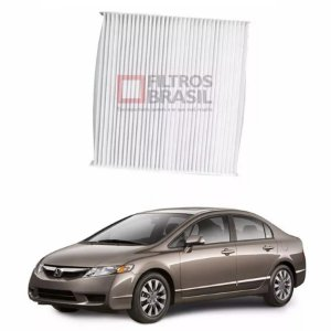 Filtro Ar Condicionado Honda New Civic 06/12