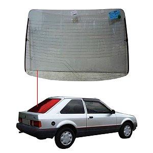 Vidro Vigia Térmico Ford Escort Hobby 83/90 Pilkington