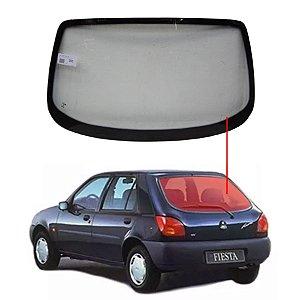 Vidro Vigia Liso Incolor Ford Fiesta 96/06 Vetroex