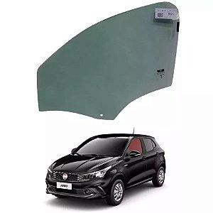 Vidro Porta Dianteiro Esquerdo Fiat Argo 17/18 Pilkington