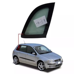 Óculo Traseiro Direito Fiat Stilo 02/11 Pilkington