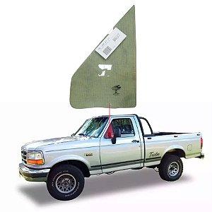 Quebra Vento Esquerdo Ford F 1000 92/98 Quanto Quadrado