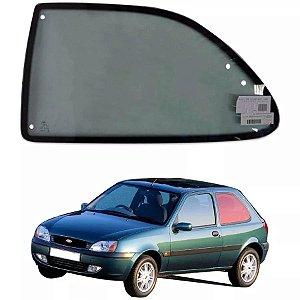 Vidro Janela Movel Esquerdo Ford Fiesta 96/01