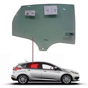 Vidro Porta Traseira Direita Ford Focus 14/... Pilkington
