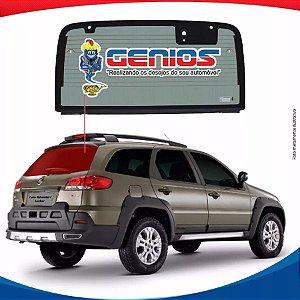 Vigia Térmico Fiat Palio Weekend Locker 08/... Vidro Traseiro
