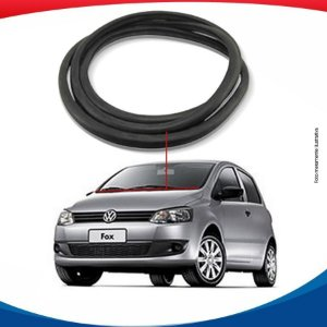 Borracha Inferior Para Parabrisa Volkswagen Fox