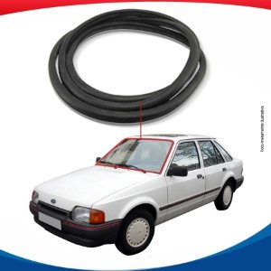 Borracha Parabrisa Ford Escort  83/92