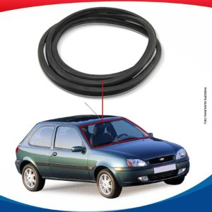 Borracha Parabrisa Ford Fiesta Aba Larga 96/06