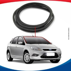 Borracha Superior e Lateral Parabrisa Ford Focus 00/09