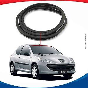 Borracha Superior Para Parabrisa Peugeot 207