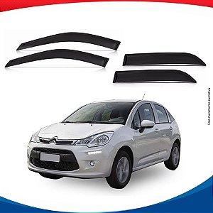 Calha de Chuva Citroën C3 13